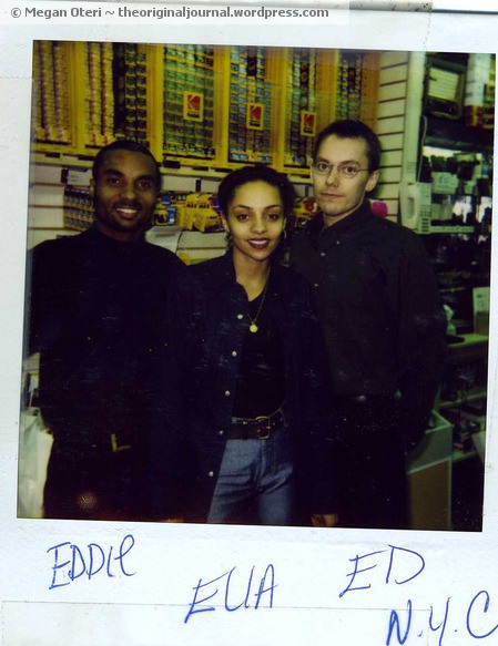 Eddie, Ella, and Ed -- NYC Journal