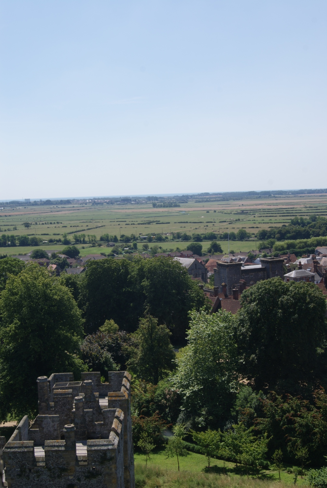 View from the Keep